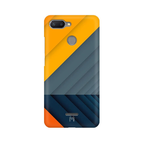 Xiaomi Redmi 6 Colorful Blade Design