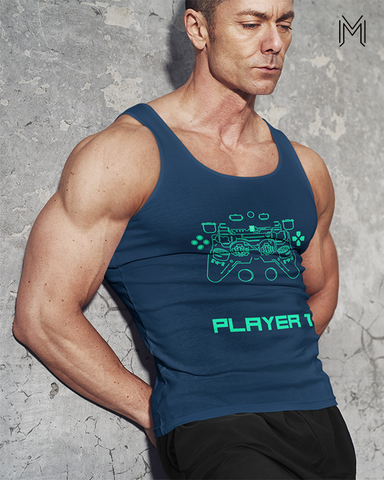 Player 1 Tank Top