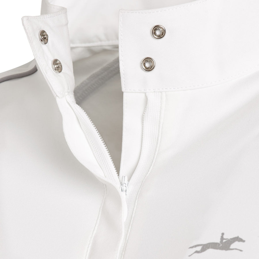 Schockemohle Adele Ladies Show Shirt White - Exceptional Equestrian