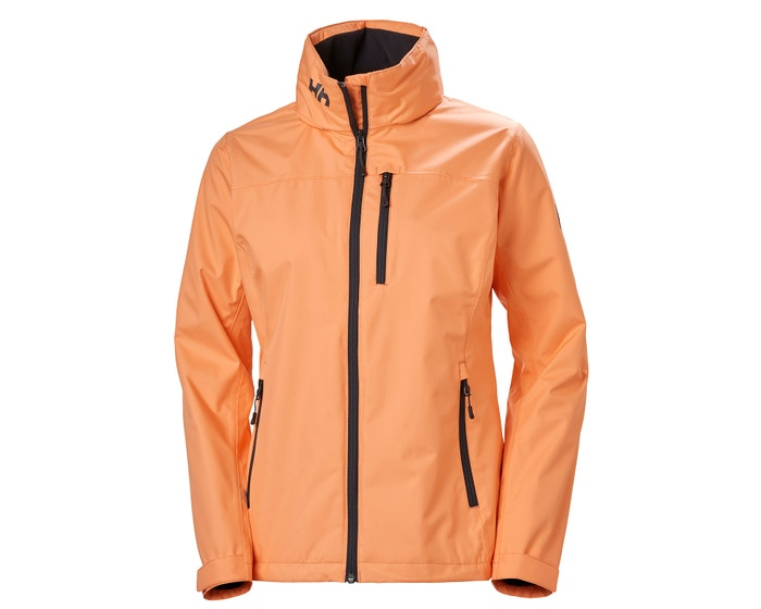 Crew Hooded Jacket Melon Women
