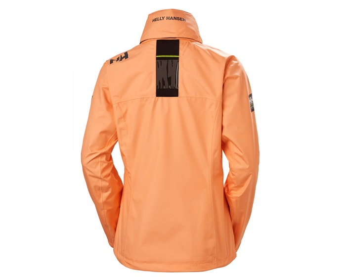 Crew Hooded Jacket Melon Women's