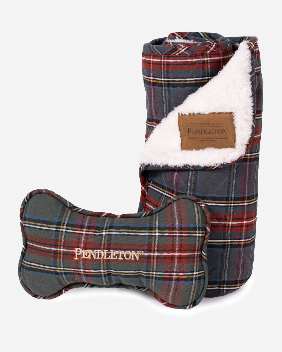 Pendleton Throw with Toy AVAILABLE Oct 29, 2020