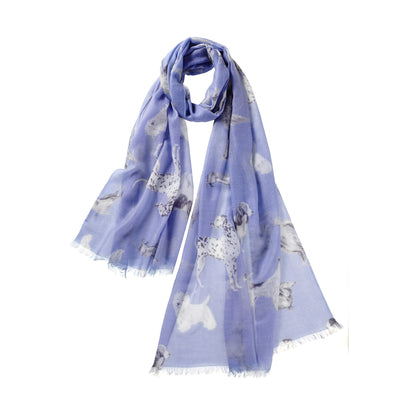 CC Featherweight Printed Shawl - Amici - 4 Colors (Smoke not pictured) - Exceptional Equestrian