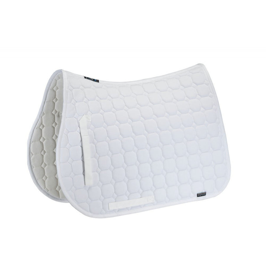 Equiline Octagon Saddle Pad - Exceptional Equestrian