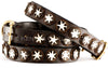 Batik Bone Star Dog Collar by TKC