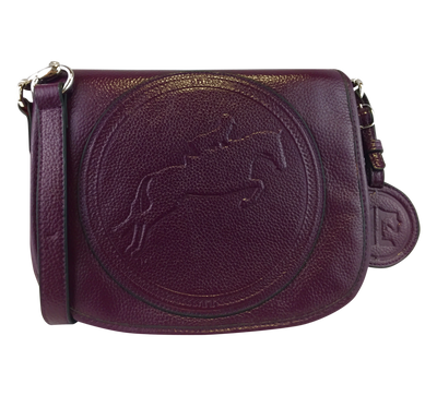 Tucker Tweed Camden Cross Body: Hunter/Jumper