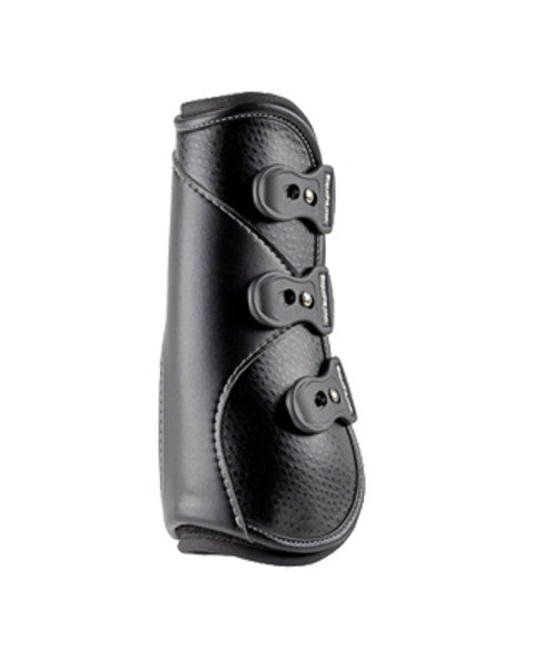 EquiFit D-Teq™ Front Boot Black Ostrich
