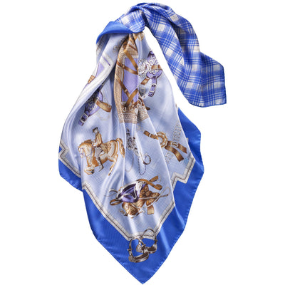 Equestre Scarf by Balbianello - Exceptional Equestrian