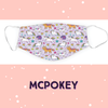 Face Mask - Mc Pokey