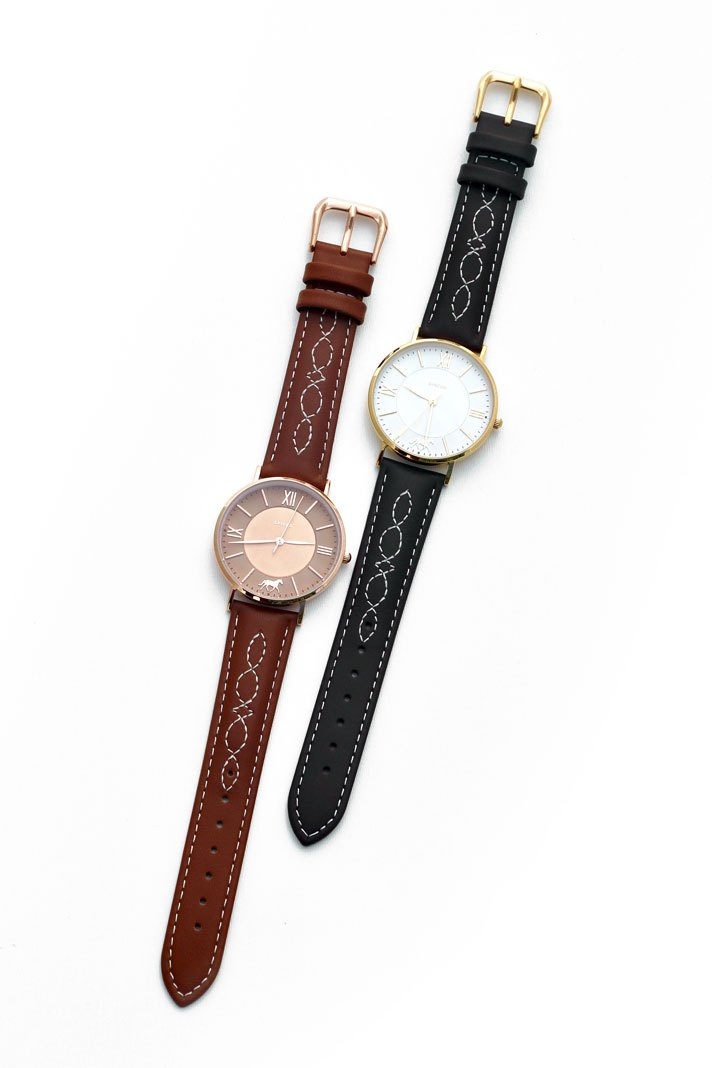 Spiced Fancy Stitched Watch