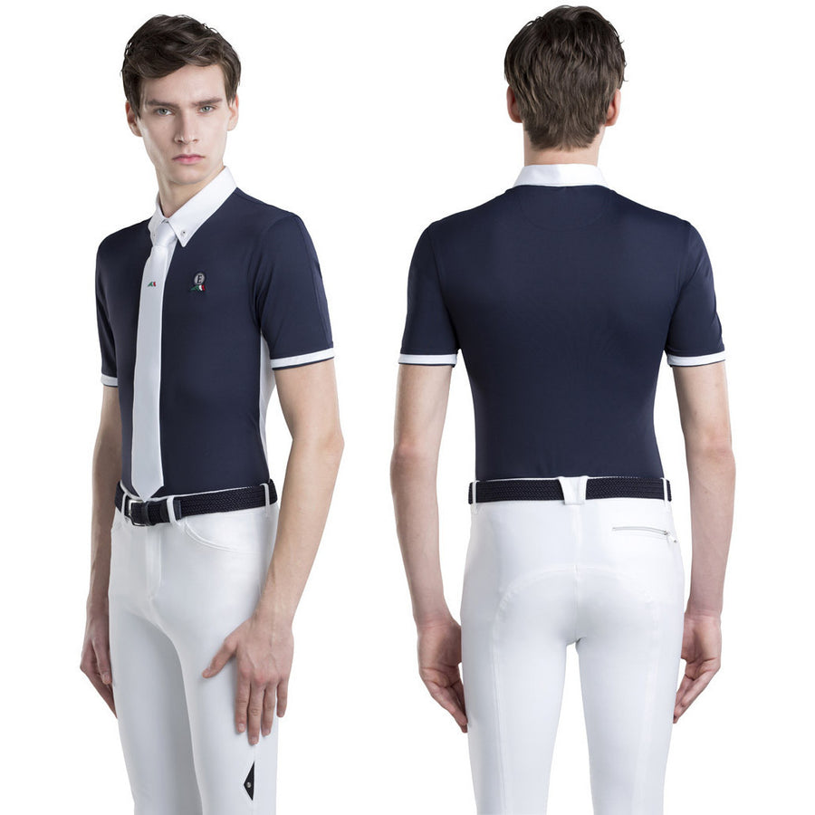 Equiline Men's Ludovic Show Shirt - Exceptional Equestrian