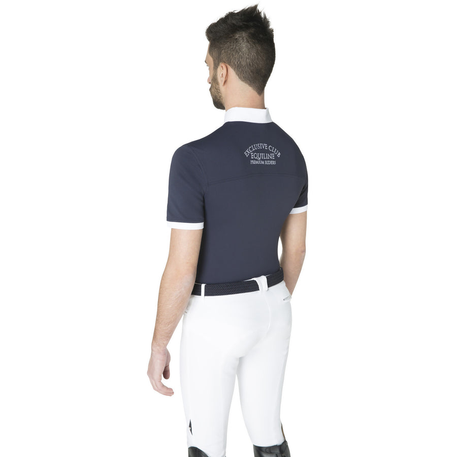 Equiline Fluer Men's Competition Shirt - Exceptional Equestrian