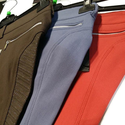 Equiline Ash Breeches in Color - Exceptional Equestrian
