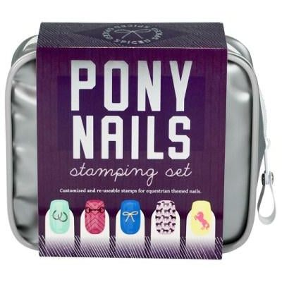 Spiced Nail Design Set - Exceptional Equestrian