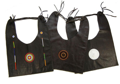 Maasai Unlined Shoulder Bag