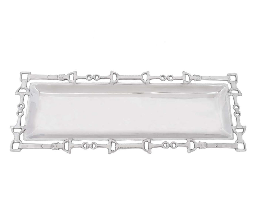 Arthur Court Oblong Serving Tray - Exceptional Equestrian