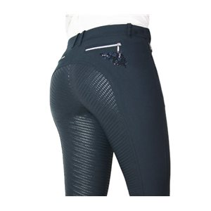 Equiline Agate Full Seat Breeches in white or beige