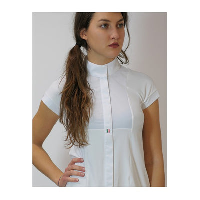 For Horses Aria Show Shirt White