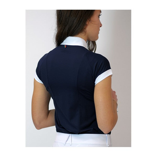For Horses Aria Show Shirt Navy