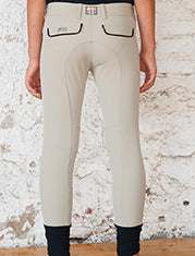 For Horses Chicco Boys Breeches -  Beige