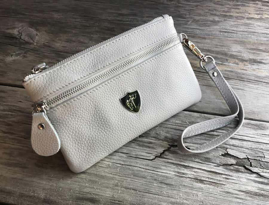 Black Knight Wristlet Grand Prix White