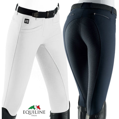 Equiline Cedar X-Grip Full Seat - Exceptional Equestrian