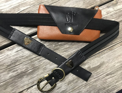 Black Knight Wristlet Grand Prix Chestnut