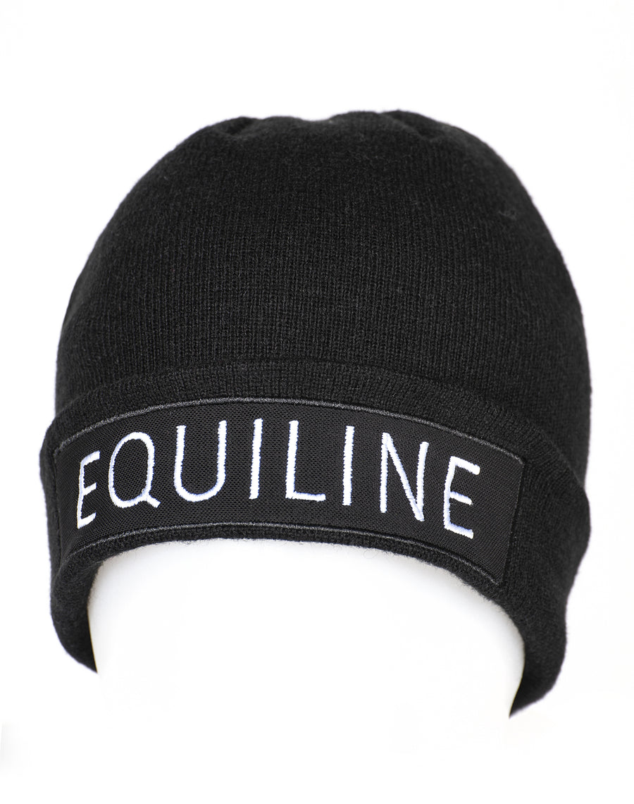 Coal Beanie by Equiline