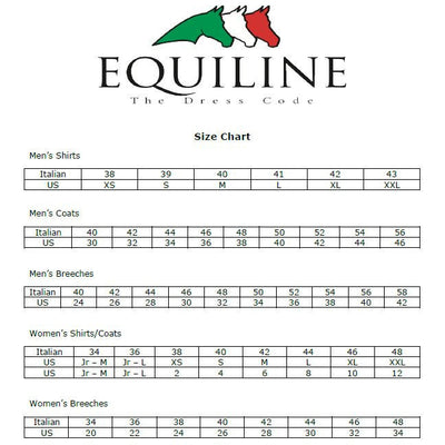 Equiline Custom Shadbelly - Cadence - Exceptional Equestrian