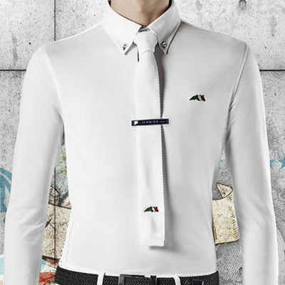 Equiline Hans Men's Show Shirt - Exceptional Equestrian