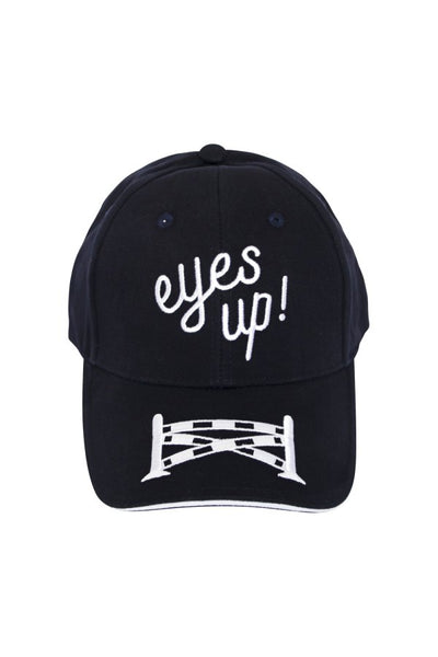 Spiced Eyes Up Ball Cap