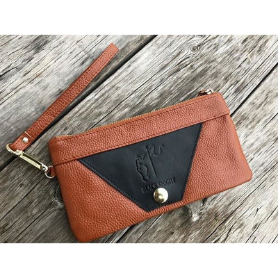 Black Knight Wristlet Large - Exceptional Equestrian