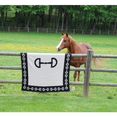 In2Green Eco Horse Bit Throw - Exceptional Equestrian