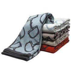 Eco Bits Reversible Throw - Exceptional Equestrian
