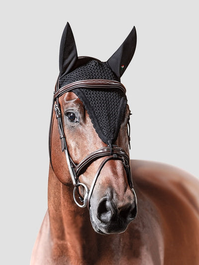 Equiline Loop Tie Down Ear Bonnet
