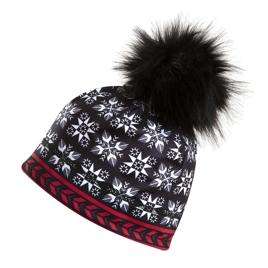 Nordic Snowflake beanie by Krimson Klover