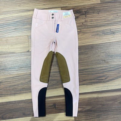 3960 Pinky Girl's Tailored Sportsman Breeches