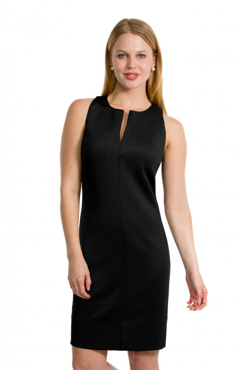 Gretchen Scott Plain Jane Jersey Dress in Black - Exceptional Equestrian