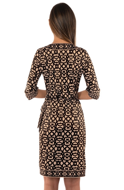 1b0b6589b24 Jersey Wrap It Up Dress - Rio Gio - Exceptional Equestrian
