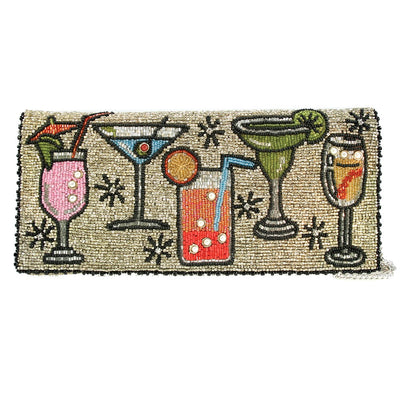 Mary Frances Clutch Cocktail Hour - Exceptional Equestrian