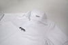 For Horses Giove Men's Long Sleeve Show Shirt White Honeycomb