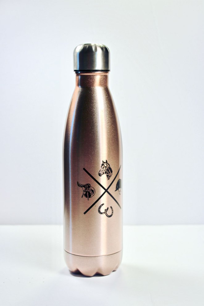 Spiced Vintage Rider Insulated Bottle