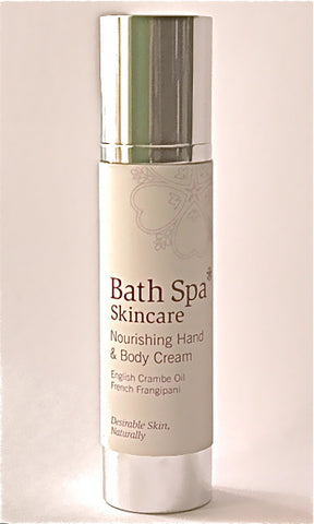 Nourishing Hand & Body Cream