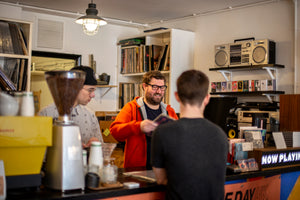 Record Store Day 2019 in Folkestone