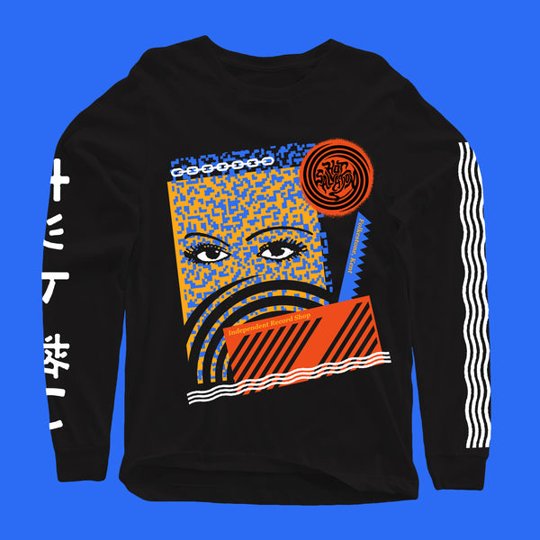 A/W 18 Longsleeve | Enamel Badge | Temp Tattoo set - Hot Salvation