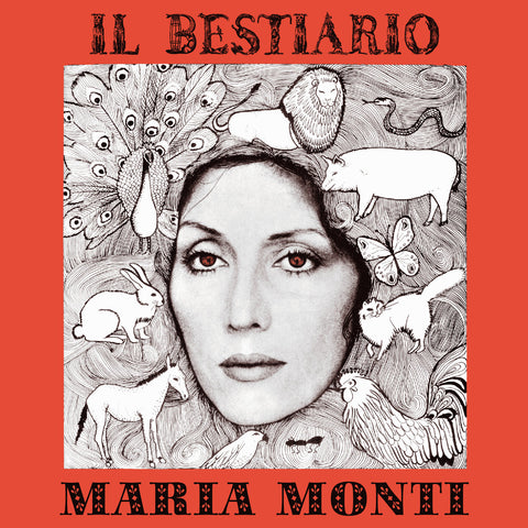 Maria Monti - Il Bestiario - Hot Salvation