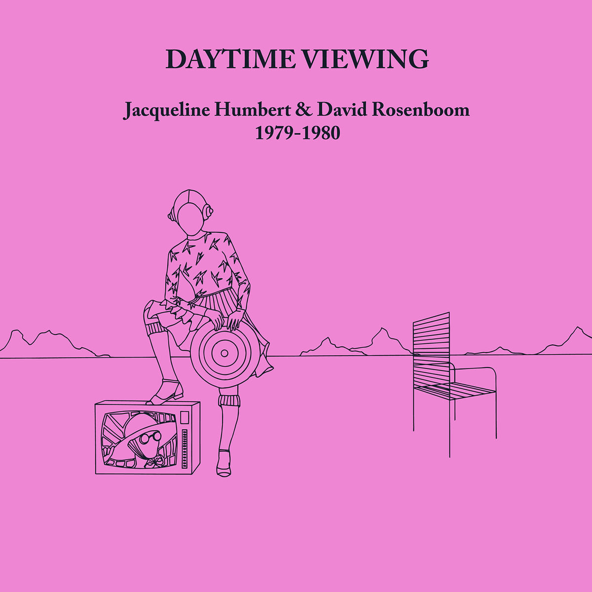 Jacqueline Humbert & David Rosenboom - Daytime Viewing - Hot Salvation