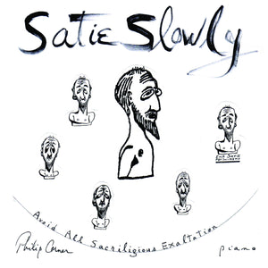 Philip Corner - Satie Slowly - Hot Salvation