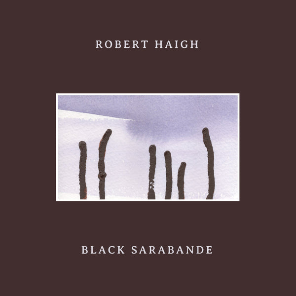 Robert Haigh - Black Sarabande - Hot Salvation