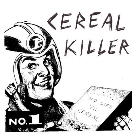 "Cereal Killer - EP 7"" - Hot Salvation"